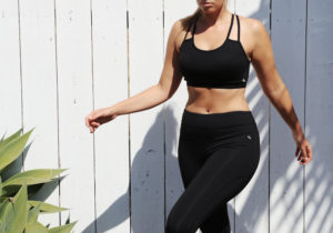 bree warren adenoma fitness activewear model