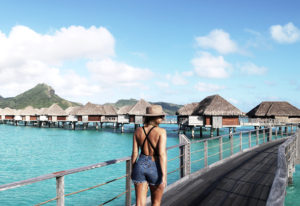 bree warren in bora bora