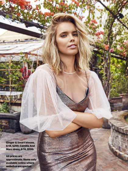 bree warren australian womens weekly