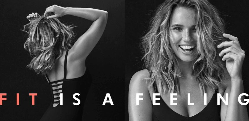bree warren for seafolly australia swim campaign