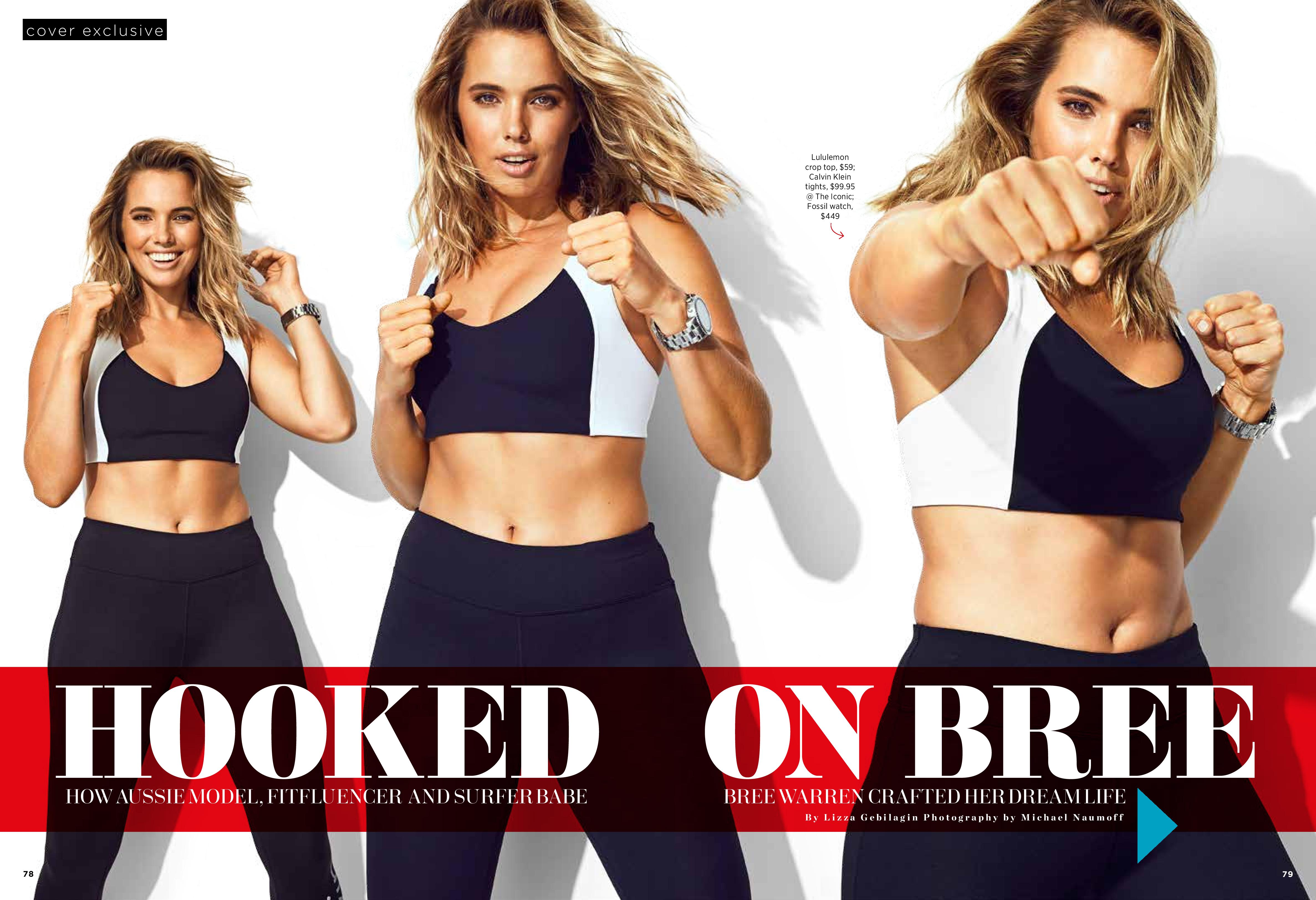 Bree McCann Womens Health
